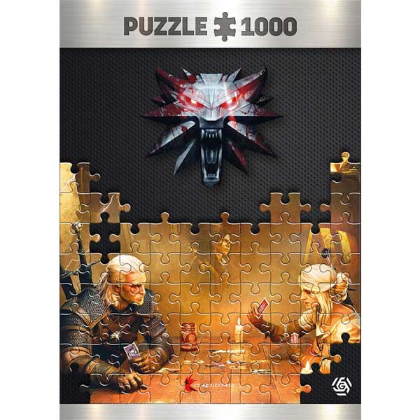 Puzzle Witcher: Playing Gwent (Good Loot)