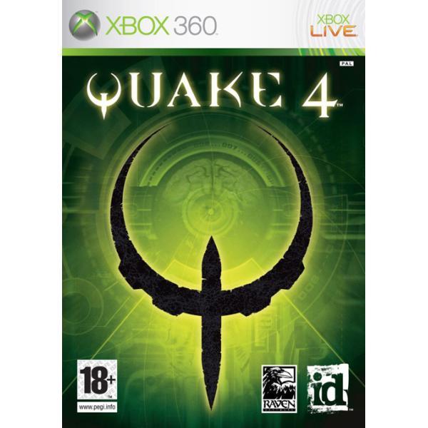 Quake 4 [XBOX 360] - BAZÁR (použitý tovar)