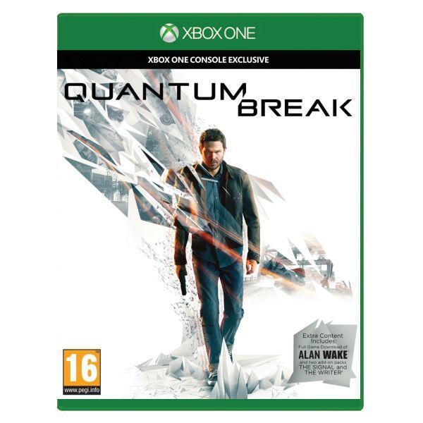 Quantum Break [XBOX ONE] - BAZÁR (použitý tovar)