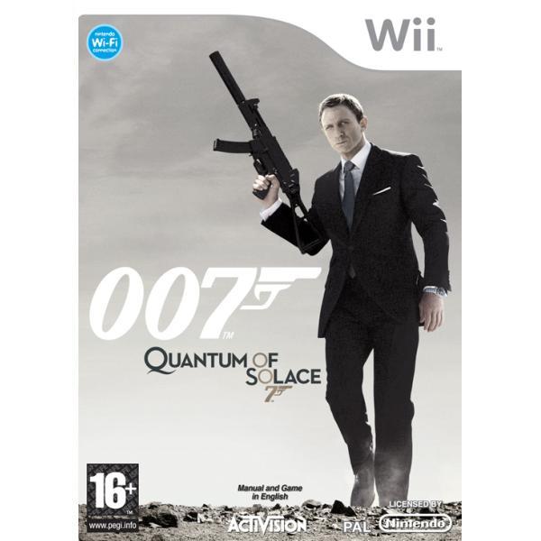 Quantum of Solace: The Game