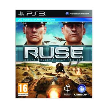 R.U.S.E.-PS3 - BAZÁR (použitý tovar)