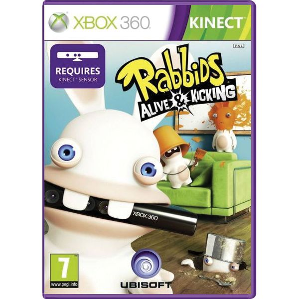 Rabbids: Alive & Kicking