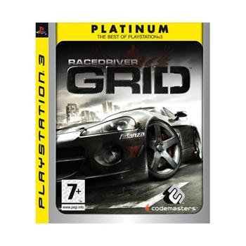Race Driver GRID [PS3] - BAZÁR (použitý tovar)