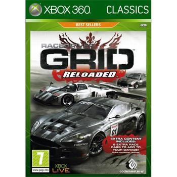 Race Driver GRID: Reloaded [XBOX 360] - BAZÁR (použitý tovar)