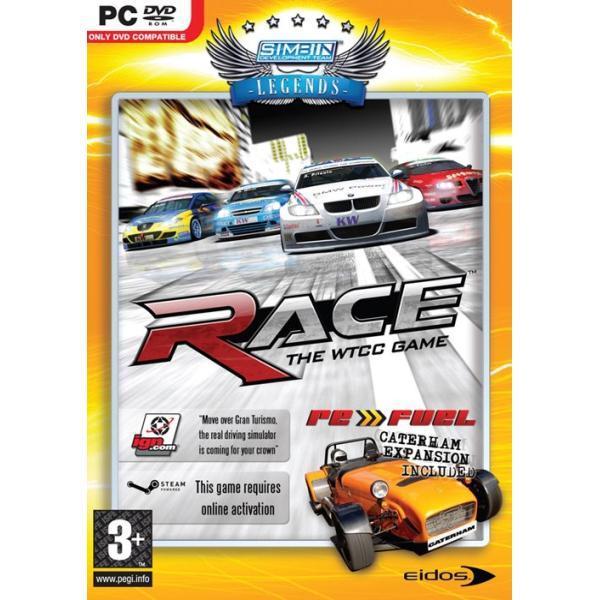 RACE: The WTCC Game + Caterham PC