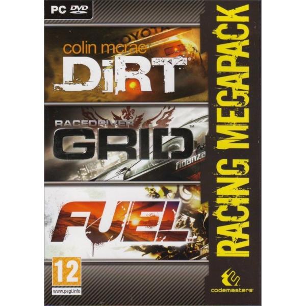 Racing Mega Pack