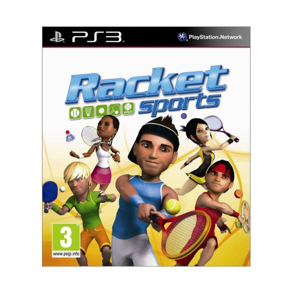 Racket Sports [PS3] - BAZÁR (použitý tovar)