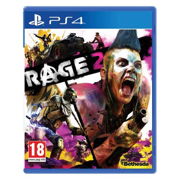 Rage 2 [PS4] - BAZÁR (použitý tovar)