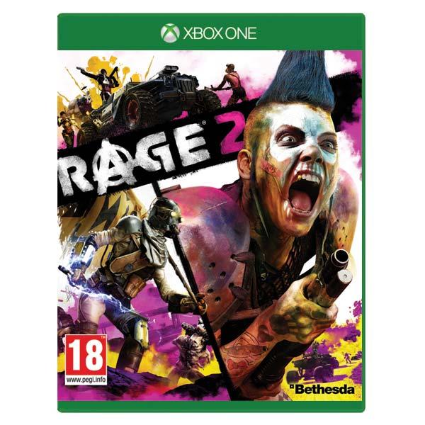 Rage 2 [XBOX ONE] - BAZÁR (použitý tovar)