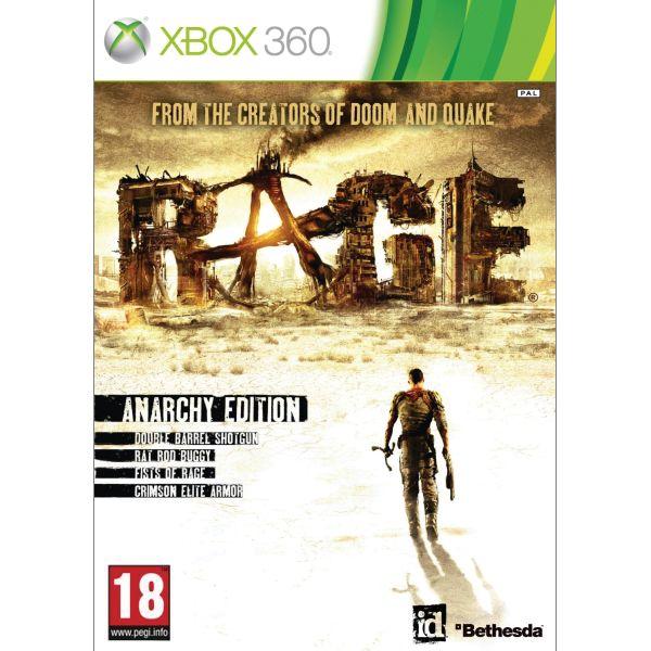 Rage (Anarchy Edition) XBOX 360