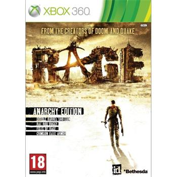 Rage (Anarchy Edition) [XBOX 360] - BAZÁR (použitý tovar)