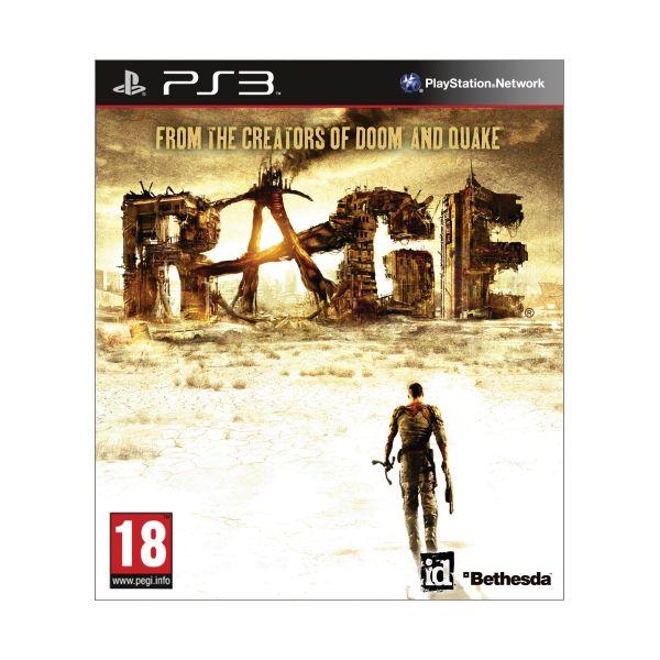 Rage (Anarchy Edition)-PS3 - BAZÁR (použitý tovar)