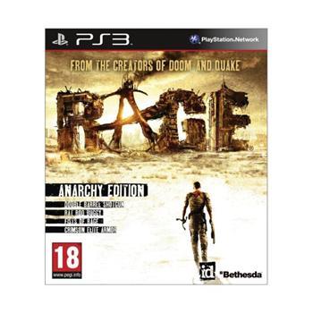 Rage -PS3 - BAZÁR (použitý tovar)
