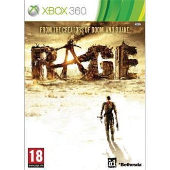 Rage [XBOX 360] - BAZÁR (použitý tovar)