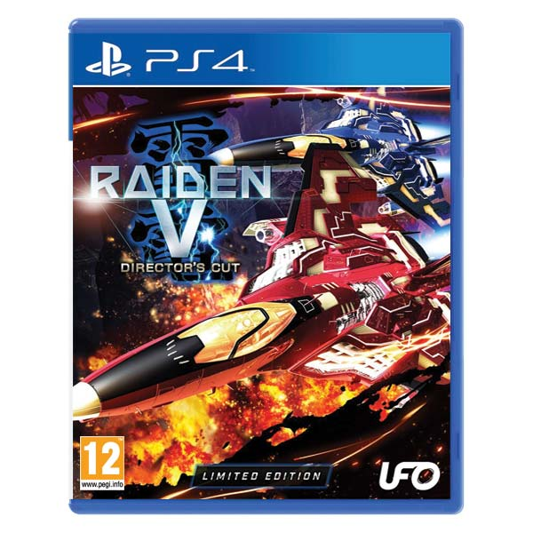 Raiden 5:Director's Cut (Limited Edition) PS4