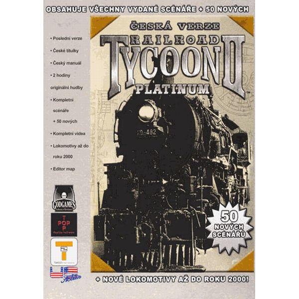 Railroad Tycoon 2 Platinum CZ