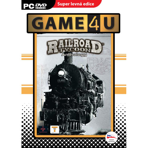 Railroad Tycoon Anthology CZ (Game4U)