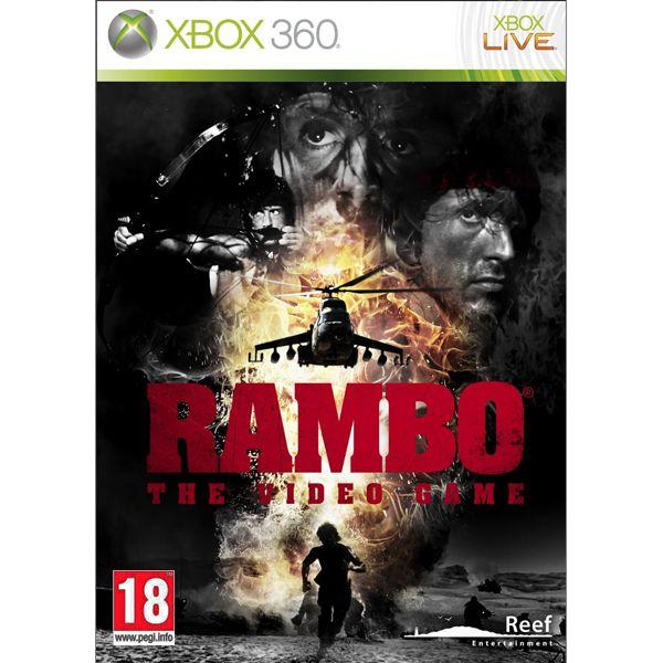 Rambo: The Video Game XBOX 360