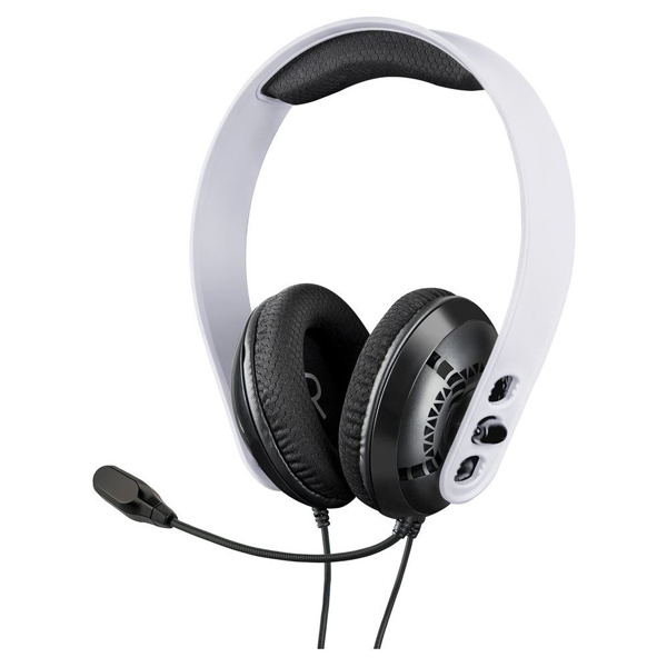 Raptor Gaming H200 Headset for PS4, PS5, white