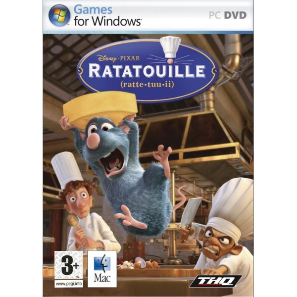 Ratatouille PC
