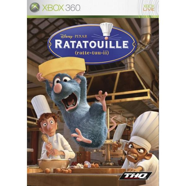 Ratatouille [XBOX 360] - BAZÁR (použitý tovar)