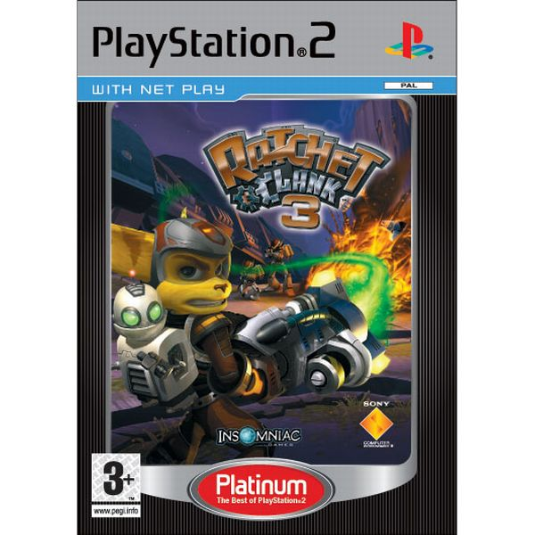 Ratchet & Clank 3: Up Your Arsenal