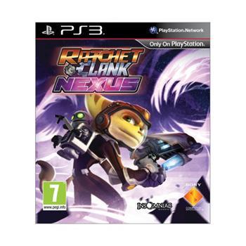 Ratchet & Clank: Into the Nexus-PS3 - BAZÁR (použitý tovar)