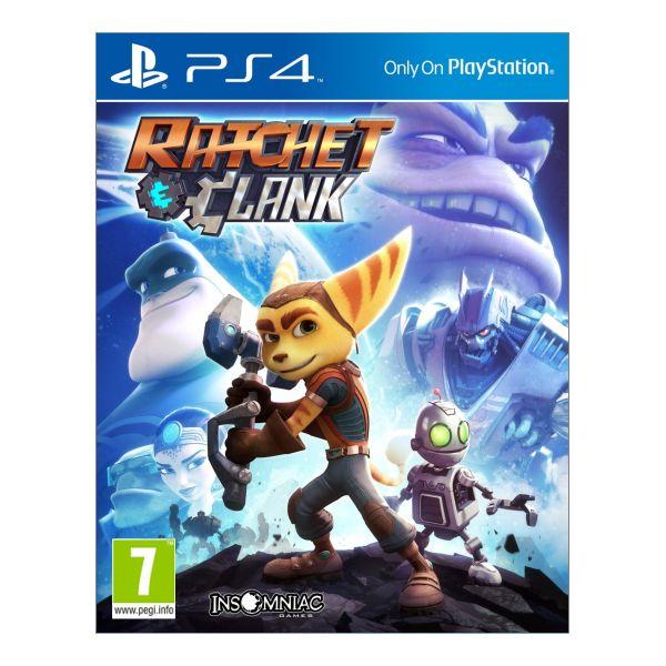 Ratchet & Clank [PS4] - BAZÁR (použitý tovar)