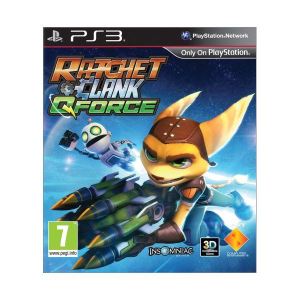Ratchet & Clank: QForce [PS3] - BAZÁR (použitý tovar)