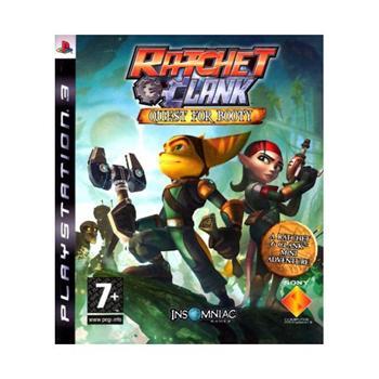 Ratchet & Clank: Quest for Booty-PS3 - BAZÁR (použitý tovar)