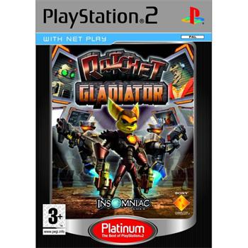 Ratchet: Gladiator [PS2] - BAZÁR (použitý tovar)