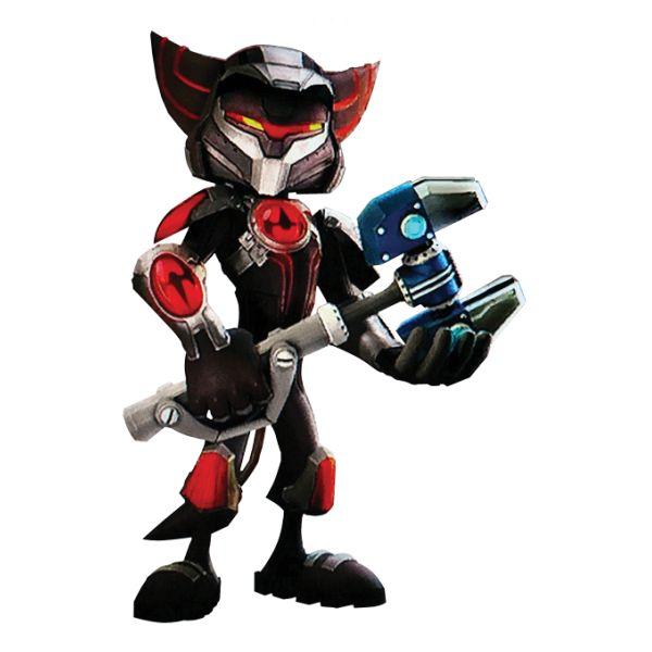 Ratchet in Hyperflux Armor (Ratchet & Clank)