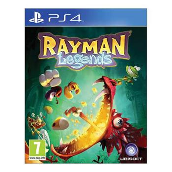 Rayman Legends [PS4] - BAZ�R (pou�it� tovar)