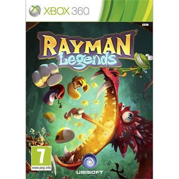 Rayman Legends [XBOX 360] - BAZÁR (použitý tovar)