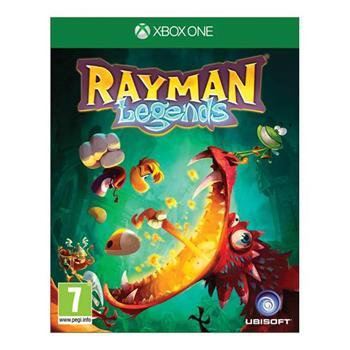 Rayman Legends [XBOX ONE] - BAZÁR (použitý tovar)