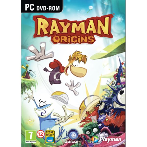 Rayman Origins CZ
