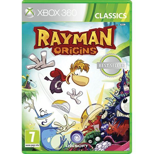 Rayman Origins [XBOX 360] - BAZÁR (použitý tovar)