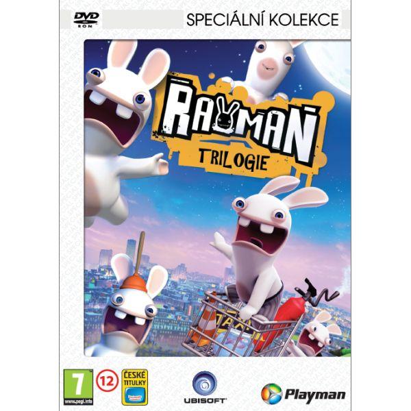 Rayman Trilógia CZ (Špeciálna kolekcia)