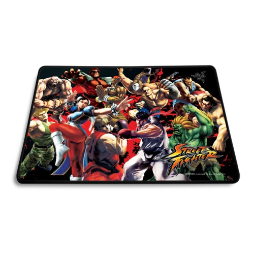 Razer Goliathus - Medium (Speed) - Capcom Street Fighter