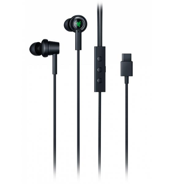Herné slúchadlá Razer Hammerhead USB-C (Active Noise Cancellation)