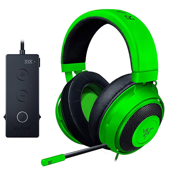 Razer Kraken, green (Tournament Edition) - OPENBOX (Rozbalený tovar s plnou zárukou)