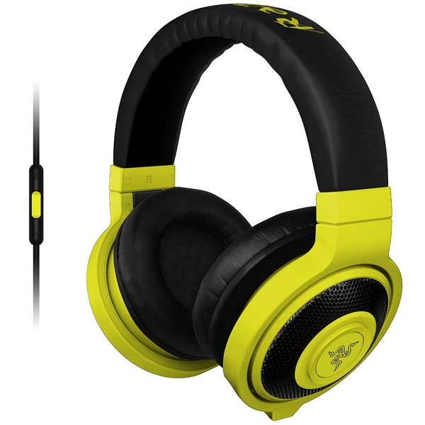 Razer Kraken Mobile Yellow