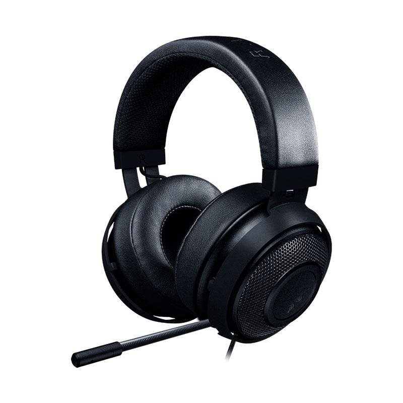 Razer Kraken Pro Black V2 Gaming Headset, Black