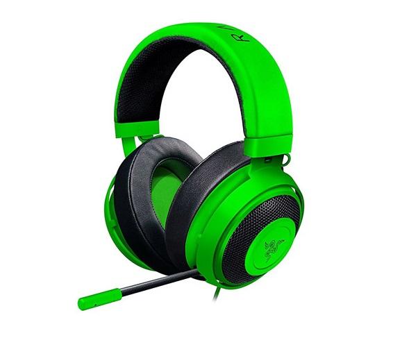 Razer Kraken Pro V2, Green - Oval