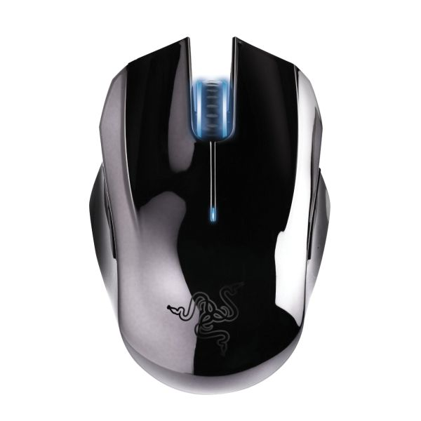 Razer Orochi Elite Mobile Gaming Mouse, black chrome