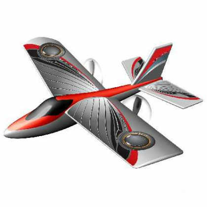 RC lietadlo Silverlit X-Twin Sports- Flyer