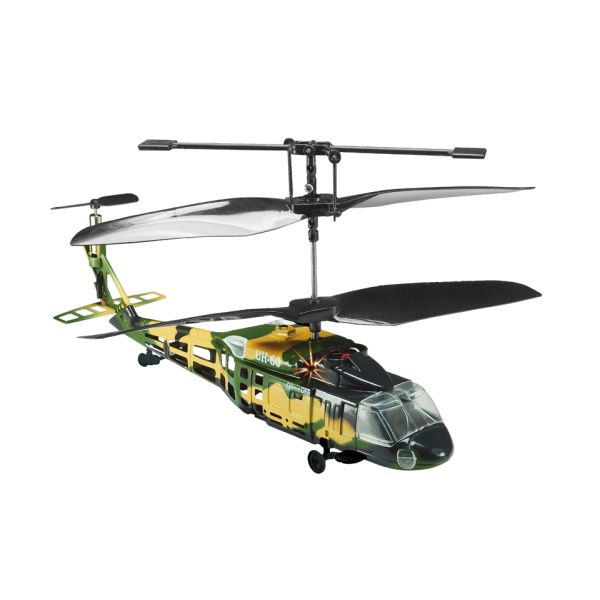 RC vrtu�n�k Fleg Black Hawk UH-60