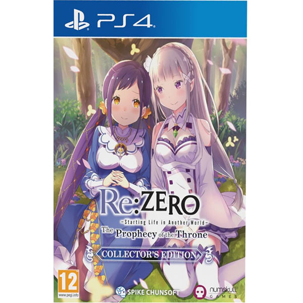 Re:ZERO - Starting Life in Another World: The Prophecy of the Throne (Collector's Edition)