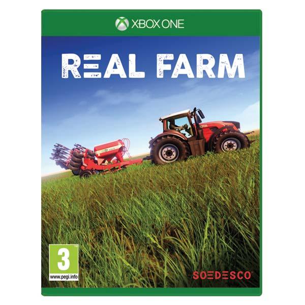 Real Farm CZ XBOX ONE