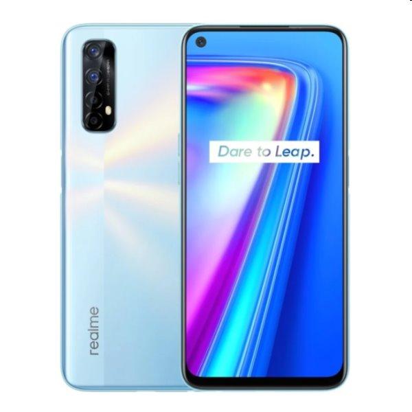 Realme 7, 6/64GB, Dual SIM, Mist White - SK distribúcia